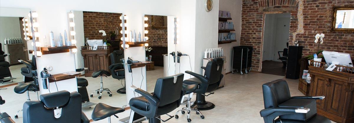 Haarstudio-Brautfrisuren