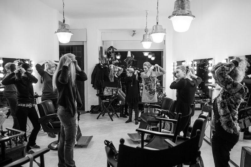 Spieglein Spieglein Make-Up & Hair Workshop in Gelsenkirchen Schalke
