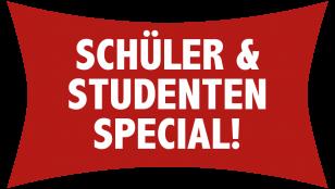 Schüler und Studenten Special Rabatt